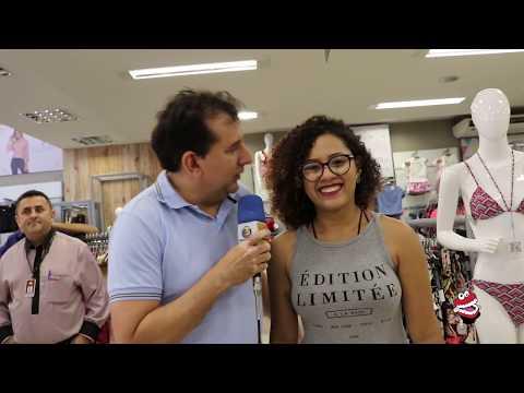 Desafio do Morde & Assopra (made in in Piauí) na loja do Armazém Paraíba em Picos
