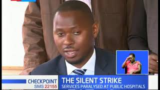 Clinical officers associations blame county governments, ministry for ongoing strike