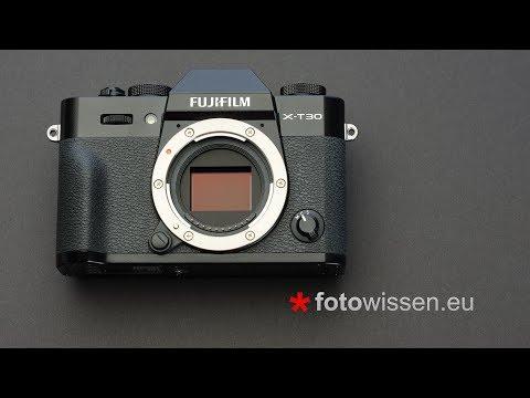 * Test Fujifilm X-T30 - Erfahrungen, Bedienung, ISO, Handhabung *