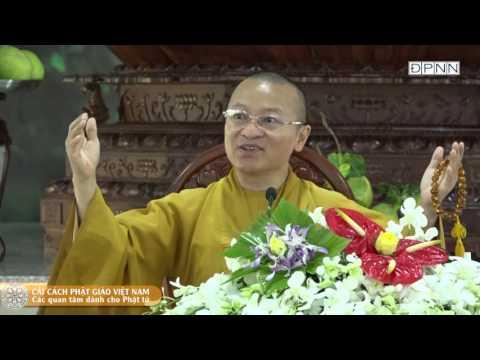 Cải cách Phật giáo Việt Nam - Các quan tâm dành cho Phật tử