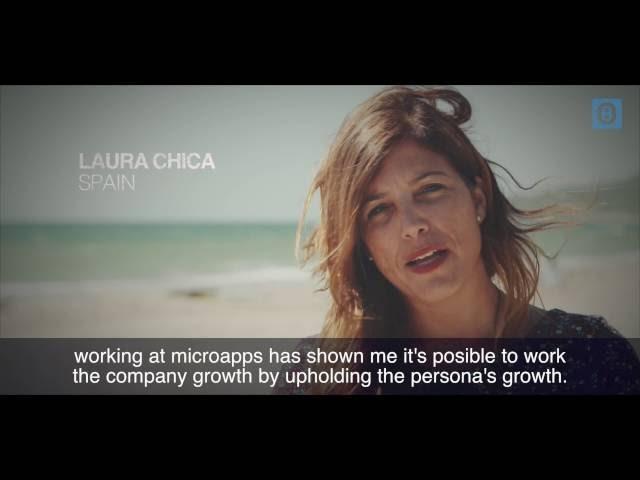 Vídeo evento de Microapps en Tarifa