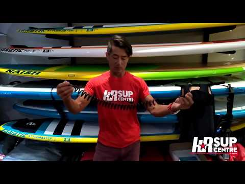 KR SUP Centre's Advice for Paddle Across the Bay 2018