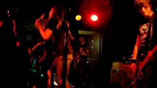 Strike Anywhere at Chain Reaction 10/21/09 - SST (Sic Semper Tyrannis)