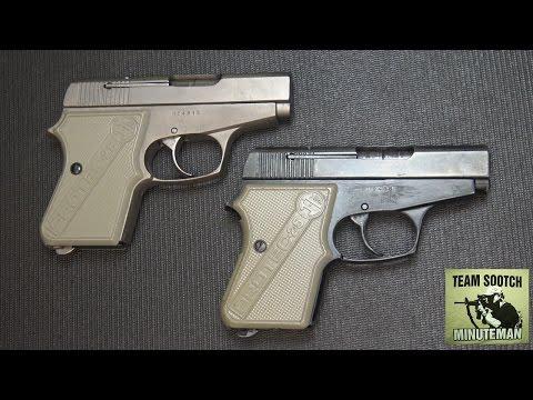 Intratec Protec-25 Auto Gun Review