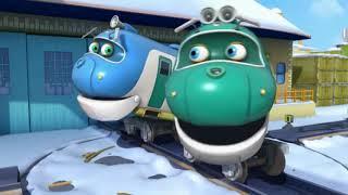 Веселые паровозики из Чаггингтона  Поезда спешат на помощь 2 Сезон⁄Серия 57   мультики