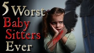 5 Babysitters Who Should've NEVER Watched Kids | SERIOUSLY STRANGE #69