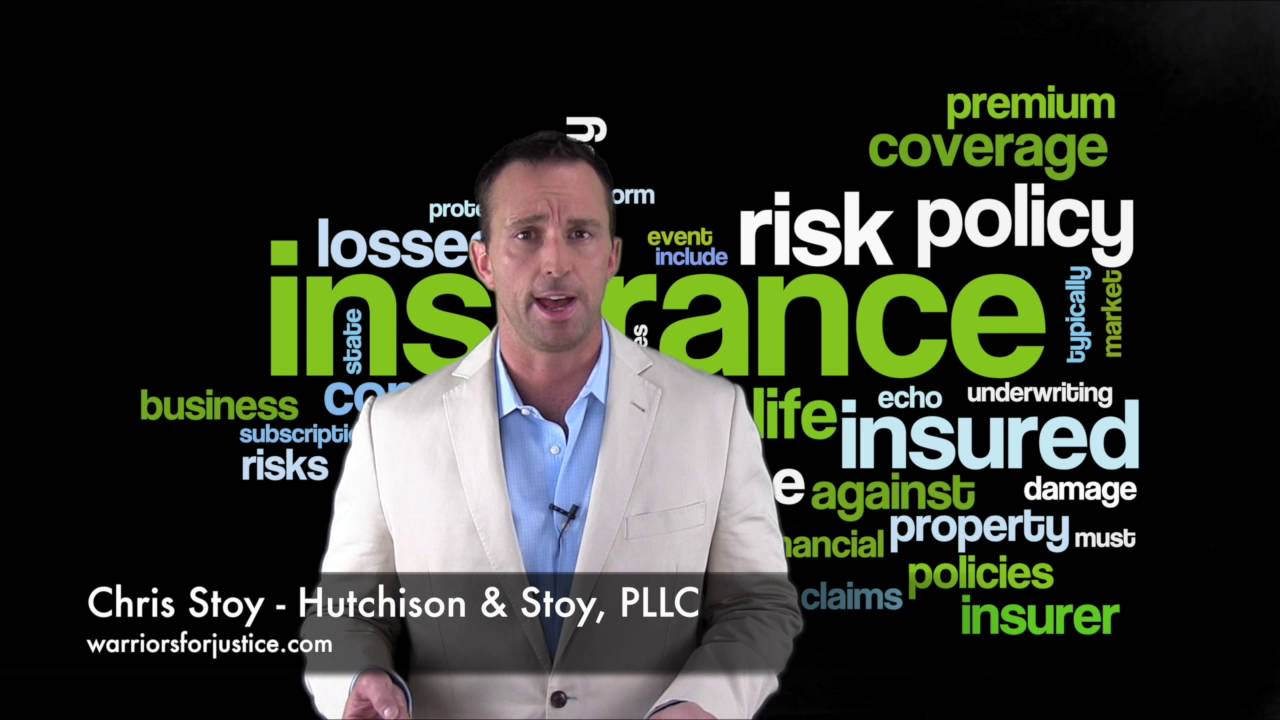 Uninsured and Underinsured Insurance