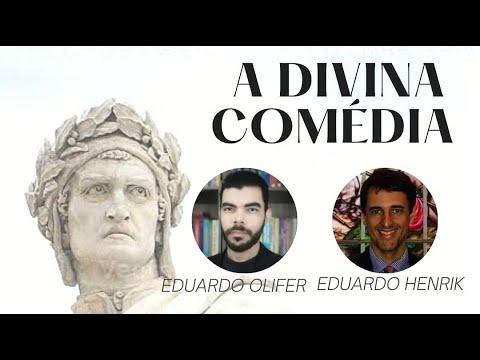 A Divina Comédia com Eduardo Henrik Aubert