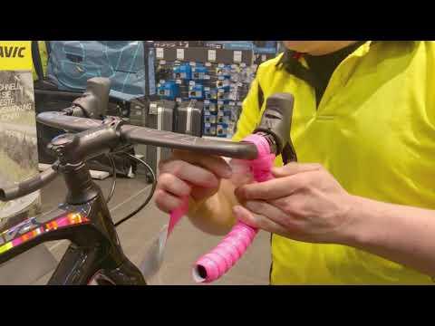 Rennrad Lenkerband richtig wickeln - So geht's