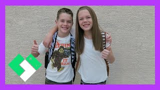FIRST DAY OF SCHOOL 2016 (Day 1586) | Clintus.tv