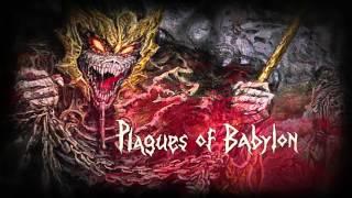 ICED EARTH - Plagues Of Babylon (Lyric Video)
