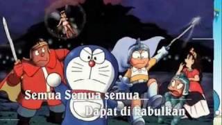 Doraemon Opening Indonesia theme (Old Version)