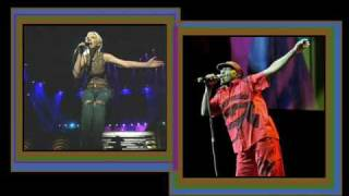 Jimmy Cliff Featuring Annie Lennox Love Comes 2004