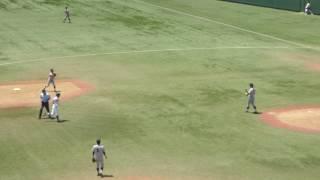仙台育英高⇔聖光学院高第64回春季東北地区高校野球大会