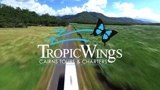 Tropic Wings || Tropical North Queensland