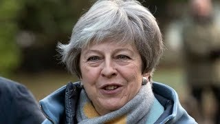 Theresa May updates MPs on her Brexit deal Plan B | ITV News