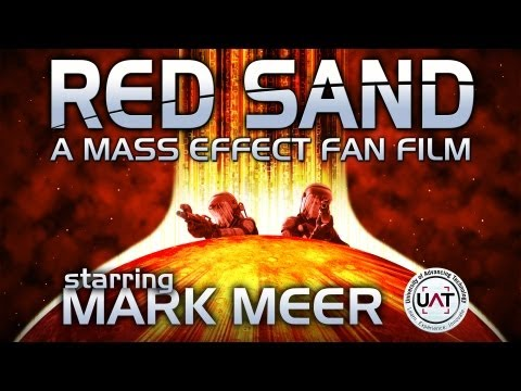 Fanouškovský Mass Effect film Red Sand