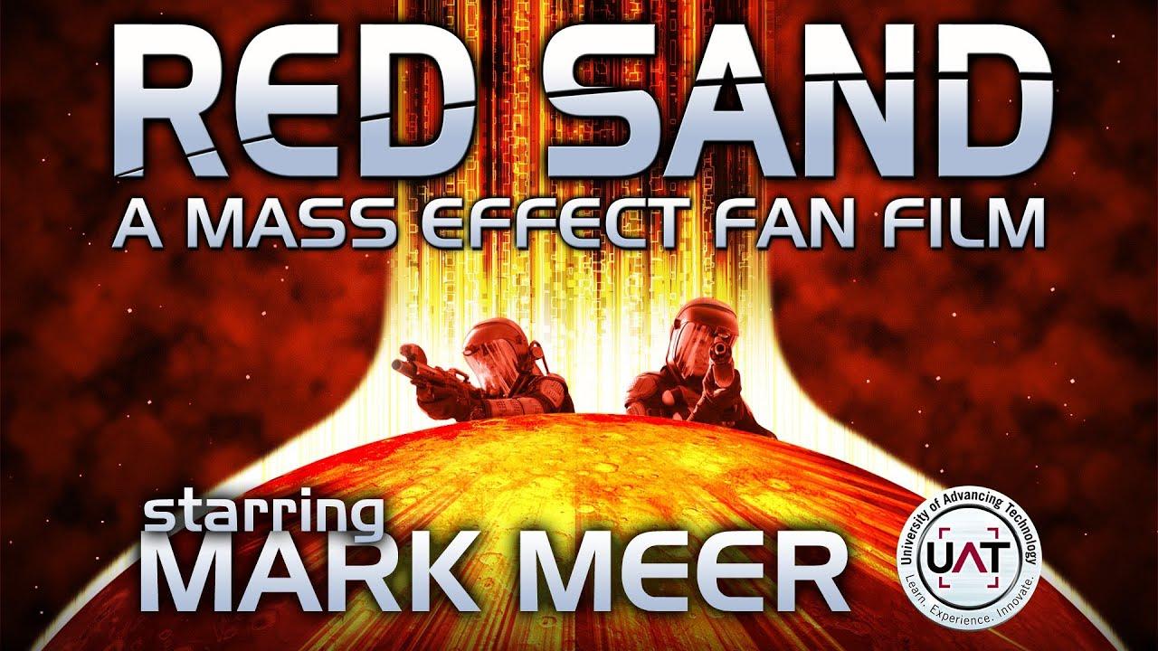 Watch A Mass Effect Fan Film Starring Commander Shepard Himself