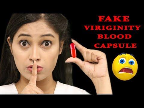 Artificial Virginity/Hymen Blood Capsule To Prove Viriginity🤫GIRLS TALK|Be Natural