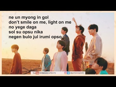 [Karaoke/Instrumental] BTS - THE TRUTH UNTOLD by GOMAWO