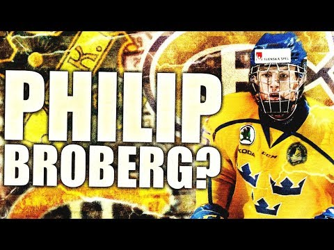 Montreal Canadiens Drafting Philip Broberg? Habs Prospect Talk & 2019 NHL Draft Talk - Habs Rumours