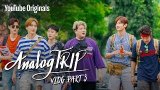 AnalogTrip | TVXQ and Super Junior's vlog Part 3