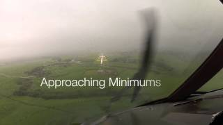 preview picture of video 'Landing at Plaisance SSR (MRU) Mauritius Island - RWY14 (Cockpit View)'