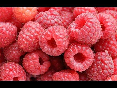 Эффективная маска из ягод малины