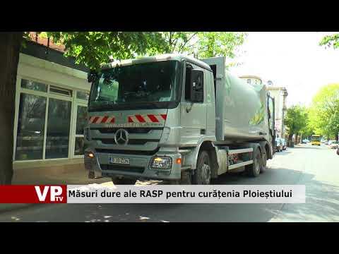 Măsuri dure ale RASP pentru curățenia Ploieștiului