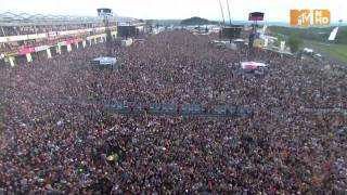 30 Seconds to Mars Rock am Ring 2010 Attack