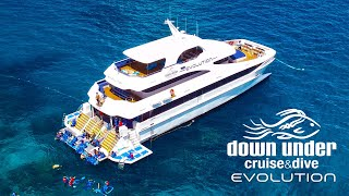 Down Under Cruise & Dive - Best Full Day Reef Cruise in Cairns on board EVOLUTION