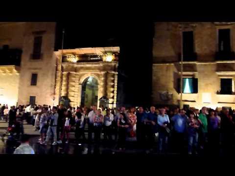Notte Bianca festival in Valletta, Malta