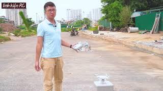 LKRC - Review Flycam WLToys XK - X1. Có Gimbal Chống Rung. Giá rẻ