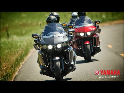 2021 Yamaha Star Venture Transcontinental Option Package in Waco, Texas - Video 9