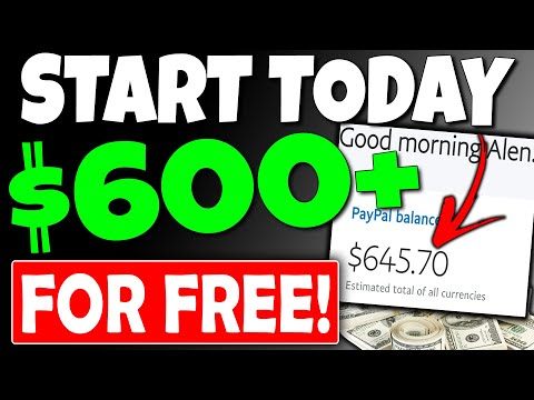 Make Money Online 2021 and Earn $600+ Daily With NO Skills, NO Experience, And NO Money!