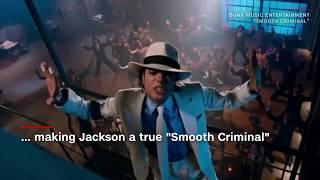 Michael Jackson gravity-defying dance move