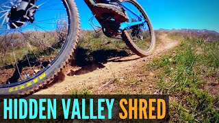 Hidden Valley is such a singletrack gem in the Croy Canyon Trail System - Beautiful!