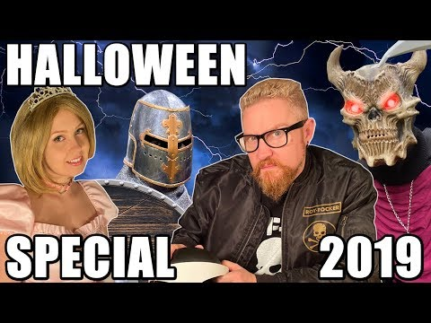 HALLOWEEN SPECIAL 2019 - Happy Console Gamer