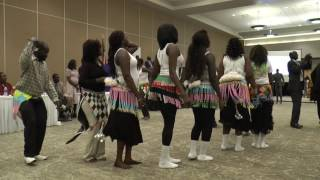 Culture Show From Western Nuer At 3rd Nuer Convention