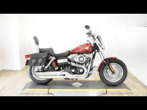 2009 Harley-Davidson Dyna® Fat Bob® in Wauconda, Illinois - Video 1