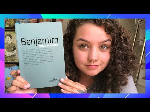 Resenha #176 Benjamim, de Chico Buarque   Romance nos tempos da ditadura #MeuCaroChico