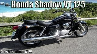 Honda Shadow VT 125 (125ccm) [DE/HD]