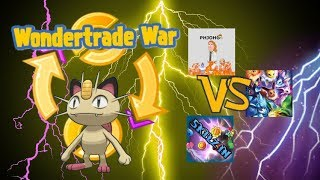 Pokemon Ultra Sun/Moon: Shiny Meowth Wondertrade War