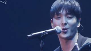 (FTISLAND) Jonghoon - La voz del mar (The voice of the sea) (FNC Kingdom 2016) day 2