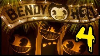Bendy And The Ink Machine In Roblox Minecraftvideos Tv Bendy And The Ink Machine Remade In Roblox Roblox Batim Minecraftvideos Tv