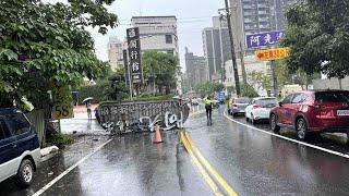Film do artykułu: Tajwan: Potężne trzęsienie...