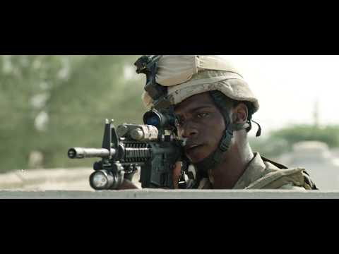War Machine | Netflix | Combat Scene