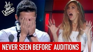 The Voice | AMAZING BLIND AUDITIONS you've never seen before!
