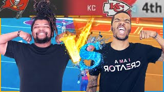 This Epic Face-off Between Flam & Juice Ended With Someone Getting Shut Up! (Madden 20)