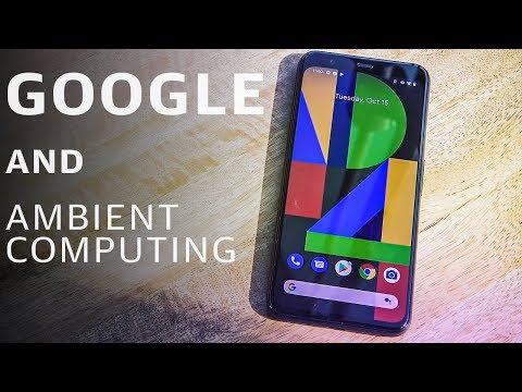 Google thinks ambient computing is the future, but what does that mean?